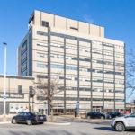 exterior 250 city centre avenue retail for lease