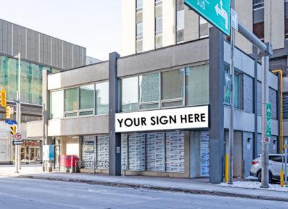 Nicholas Street Retail downtown ottawa