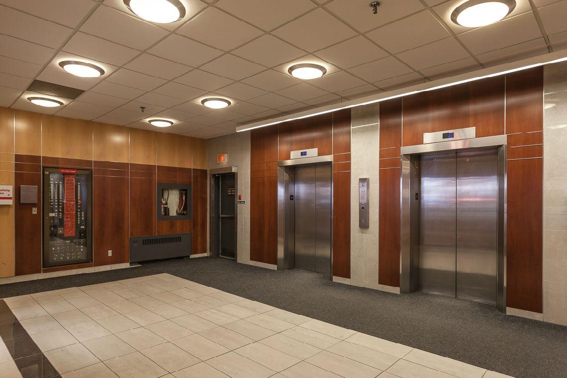 elevators in lobby 1 nicholas street