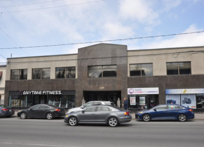 exterior 1339 wellington street west office space for lease
