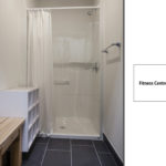 fitness centre shower room tenant amenity 2255 carling avenue