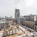 view from suite 702 - 200 elgin street