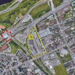 map of 250 city centre avenue