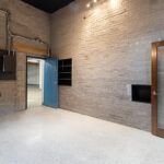 166 elm street interior hallway