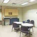 lunch room suite 160 at 1130 morrison drive