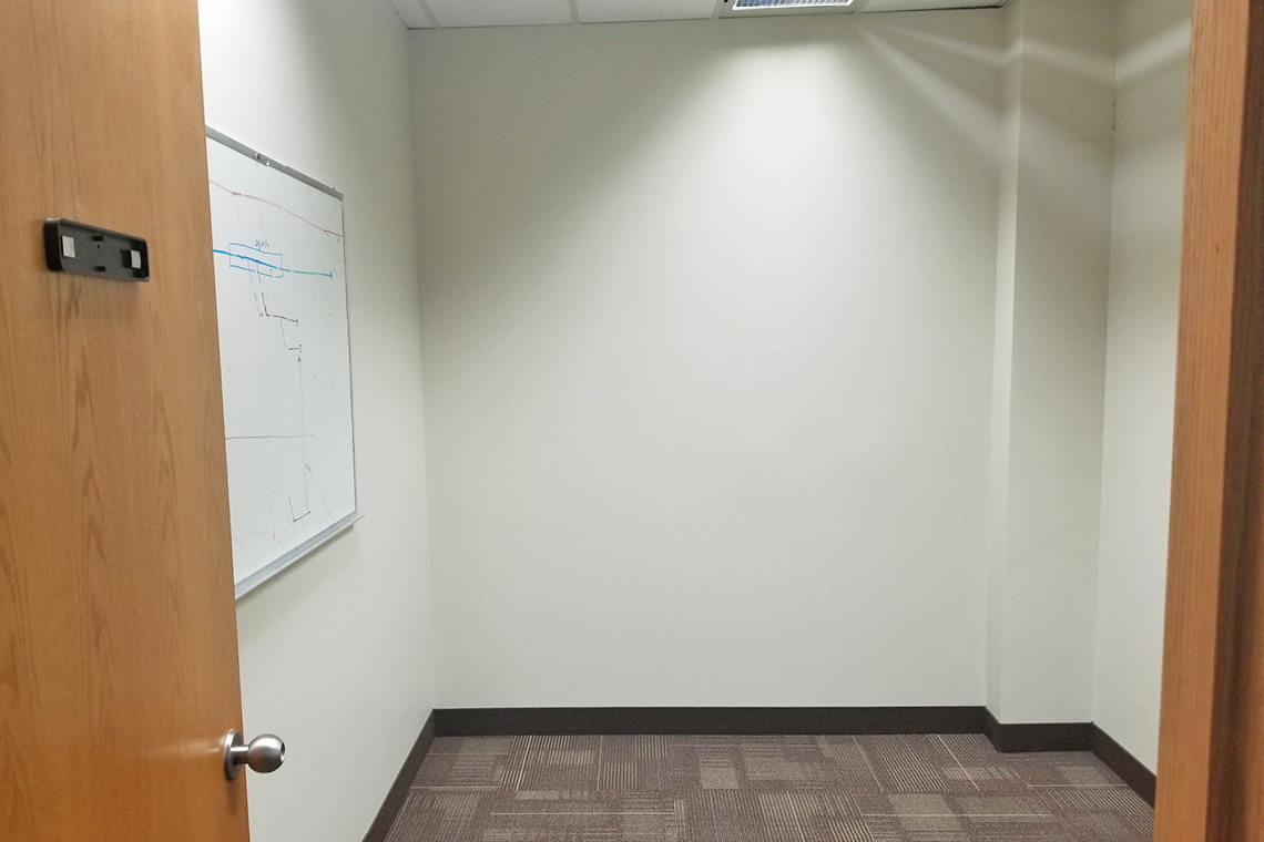 small office in suite 1130 morrison drive