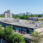 upper level warehouse bays 250 city centre avenue