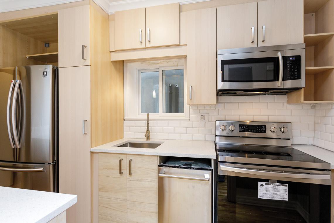 kitchen 45-47 saint andrew street beautiful stainless steel appliances, modern fixtures