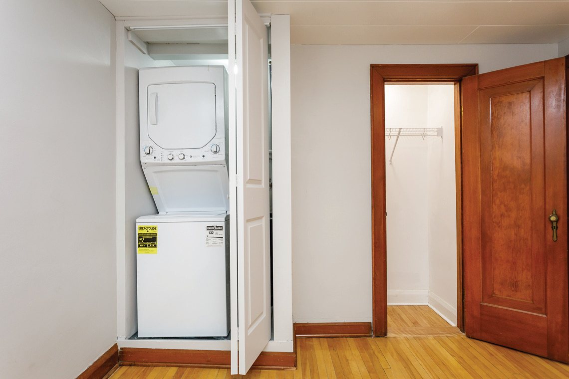 unit 1 in-suite laundry 45-47 saint andrew street
