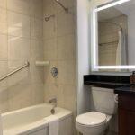 Bathroom at 377 O'Connor