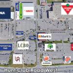 site map nepean crossroads centre