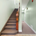 interior staircase from ground level 430 gilmour street