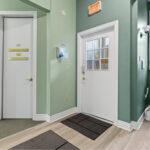 interior ground level entrance 430 gilmour street