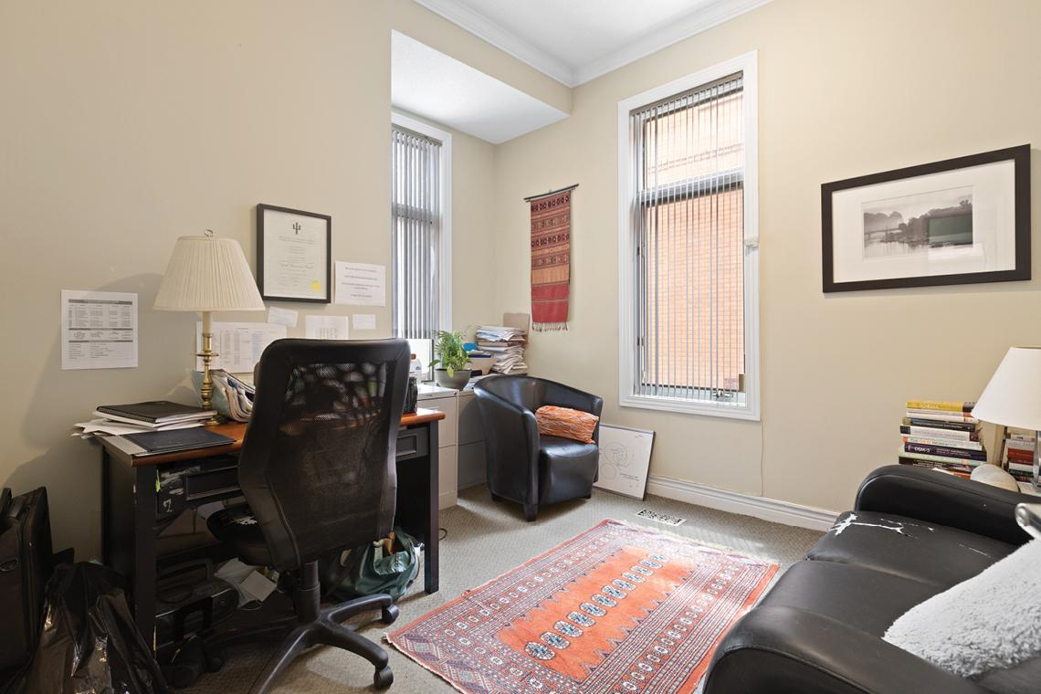 office interior 430 gilmour street