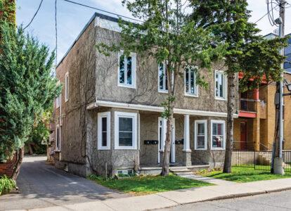exterior 52 Saint Andrew Street in Lowertown
