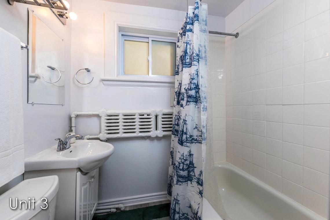 unit 3 bathroom 52 saint andrew street